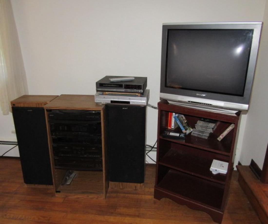 Sony Stereo System Lot