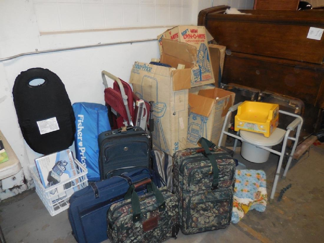 Fisher Price, Luggage Lot