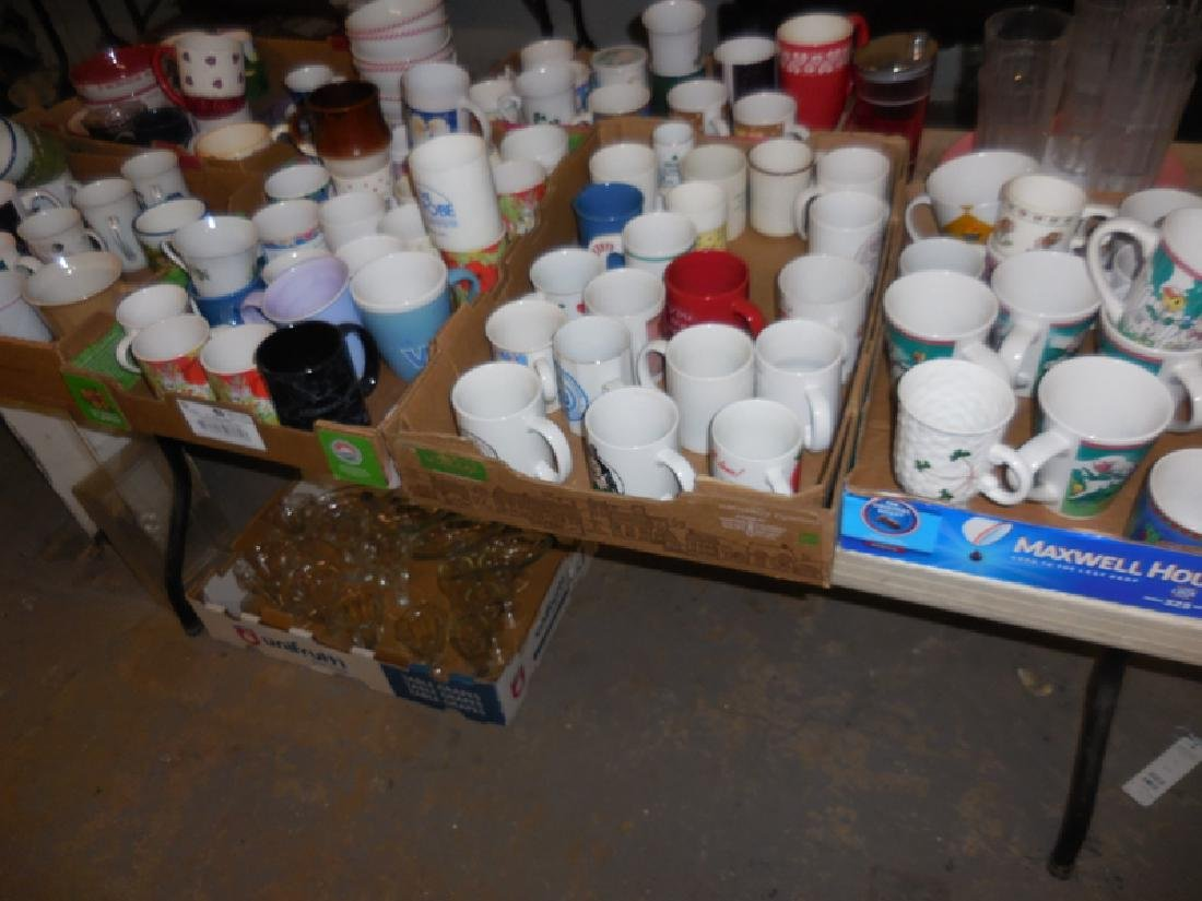 Misc. Coffee Cup Lot