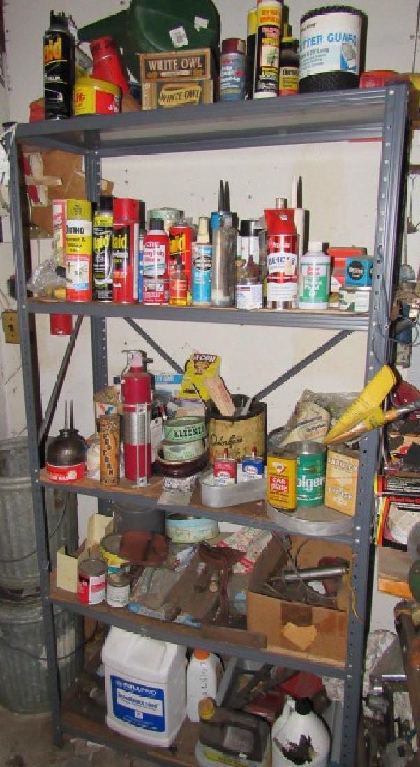Shelf & Contents