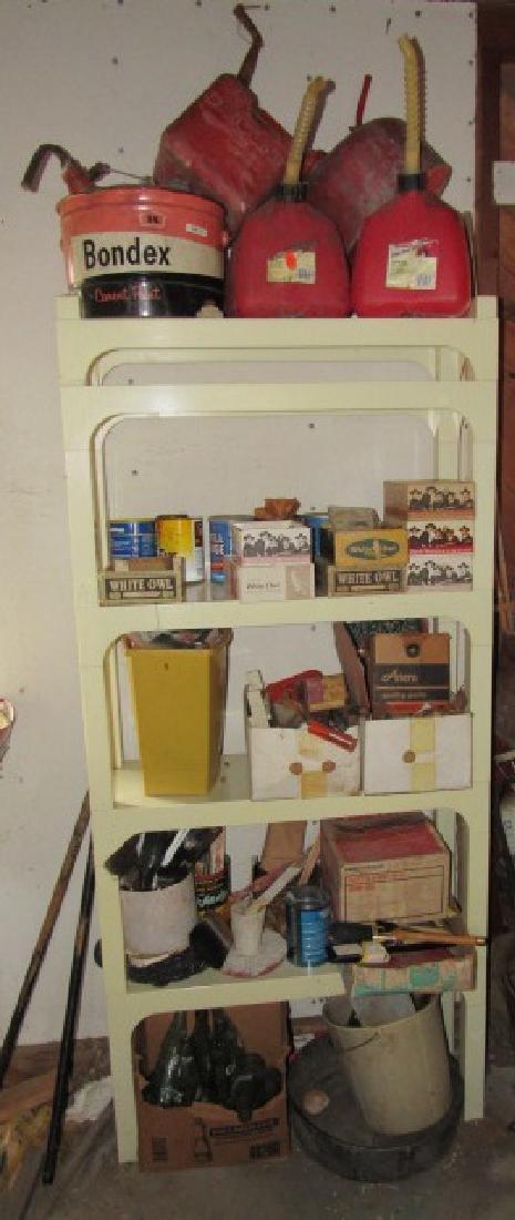 Ariens Tractor Parts Shelf Lot