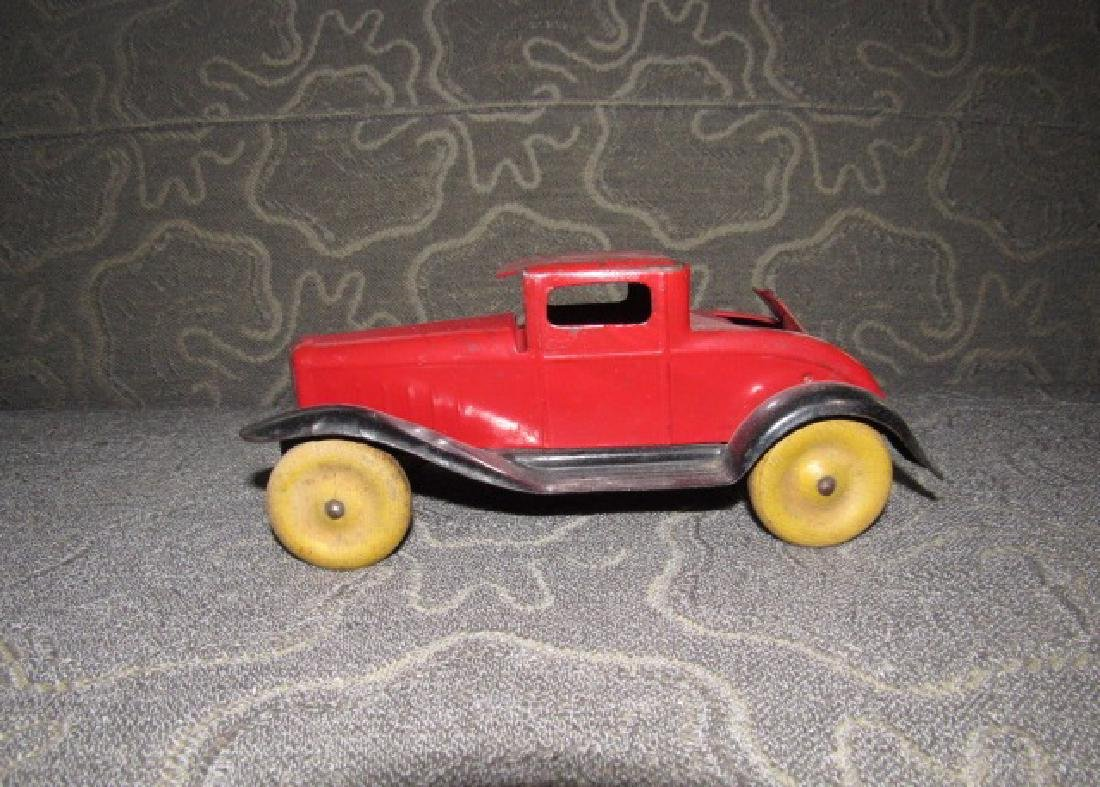Pressed Steel Toy Car