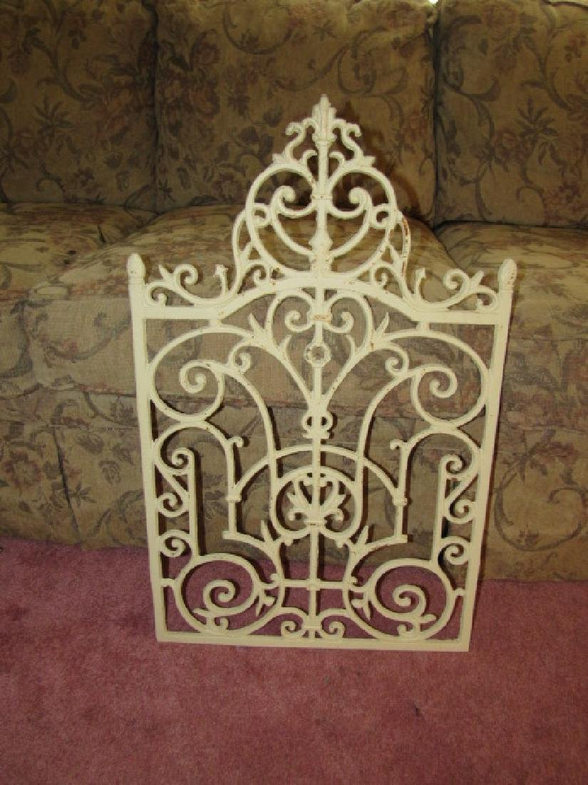 Cast Iron Wall Décor