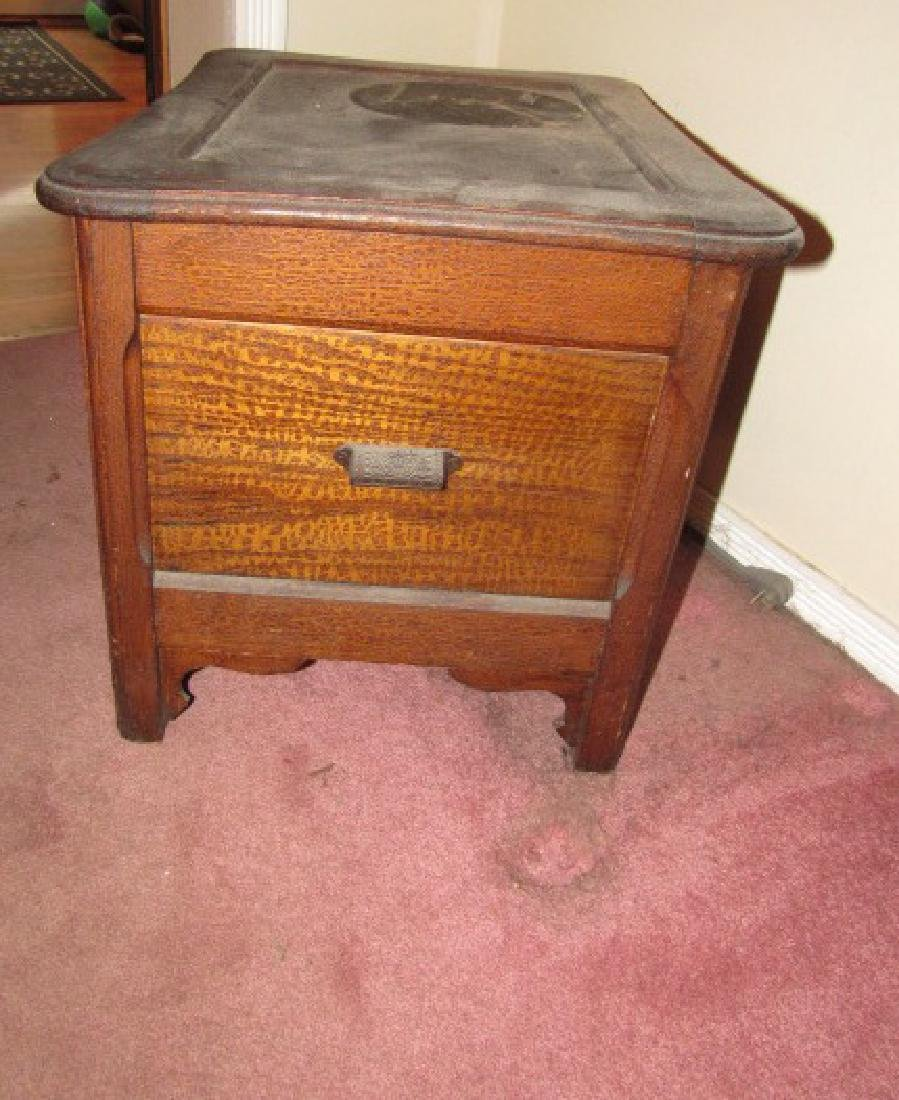Oak Commode