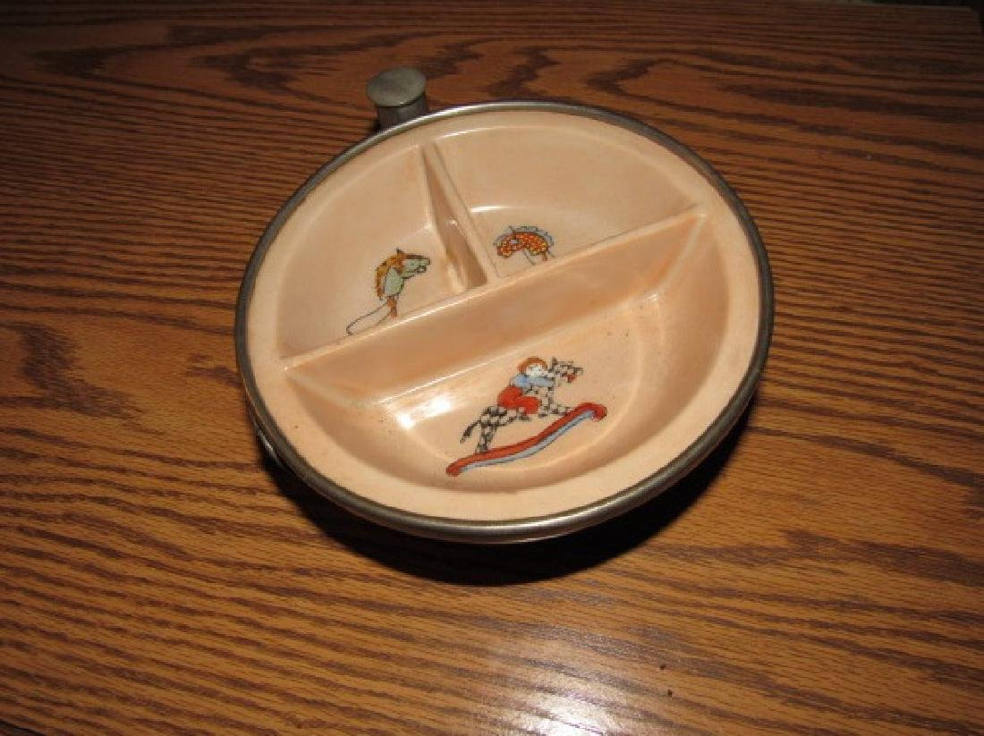 GW Co.  Childs Plate