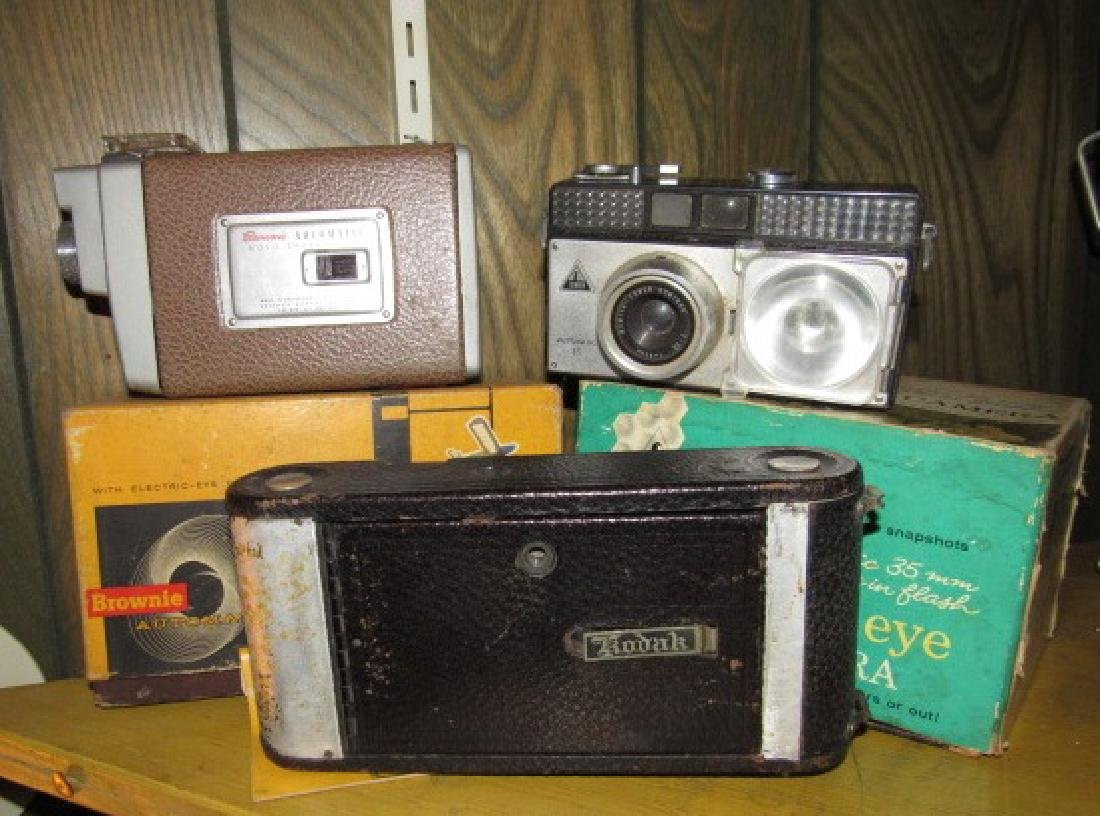 Kodak Brownie Video Box Camera & Tower 39