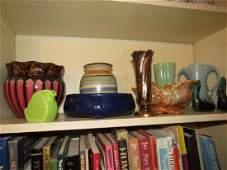 Fiesta Stangl Mountain Pottery Lot