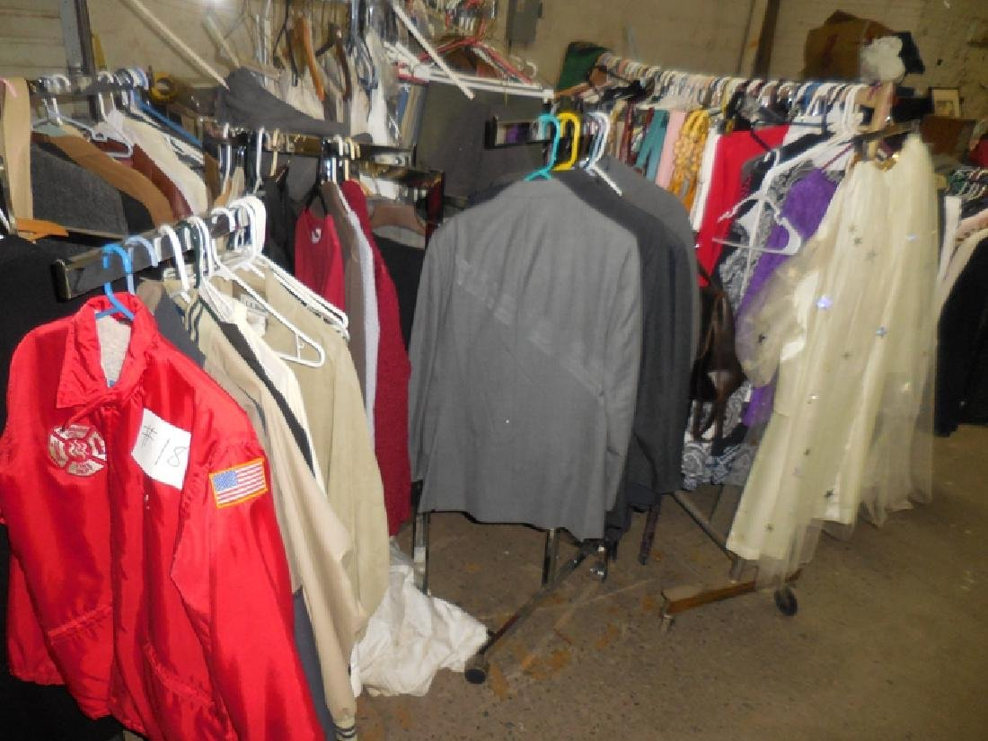 Large Lot of clothes