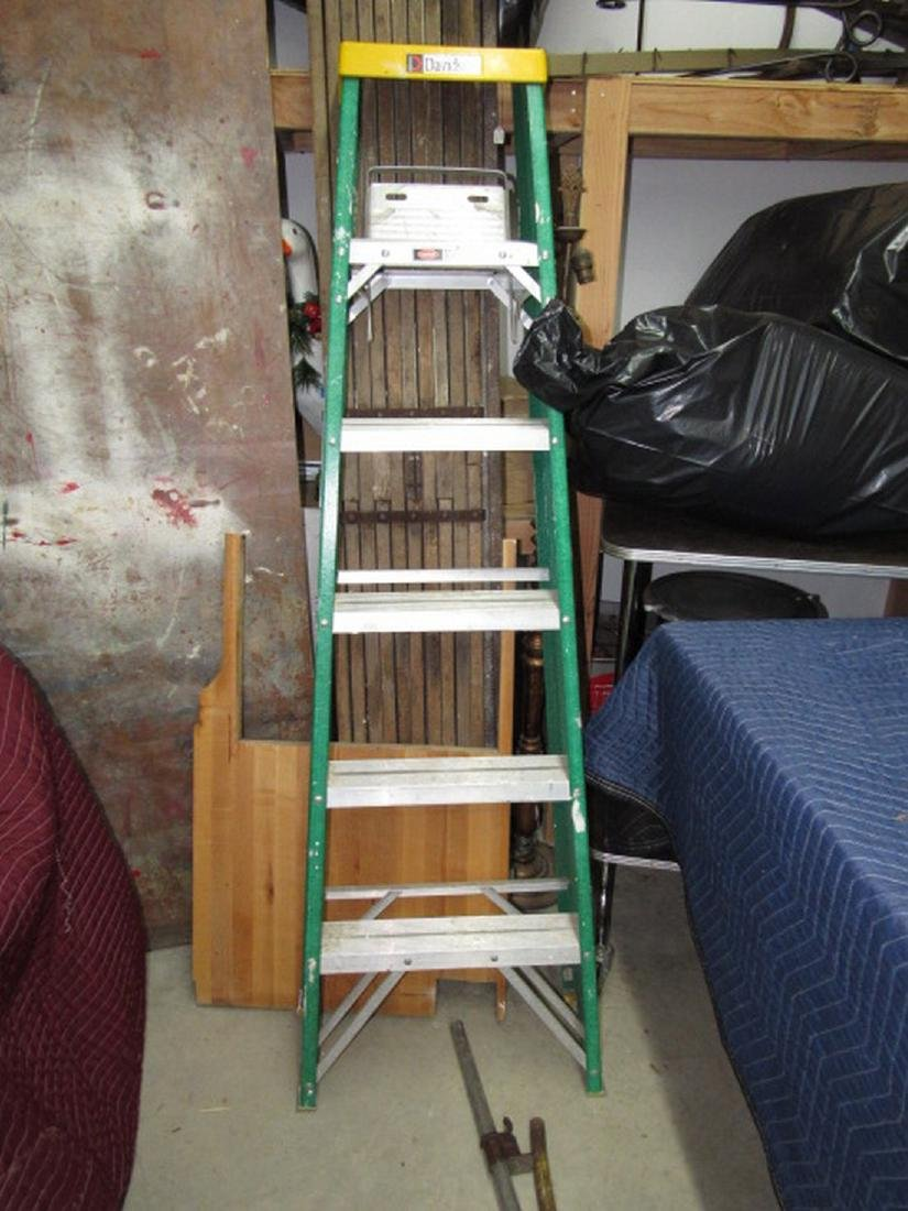 Davidson 6' Type II Fiberglass Step Ladder