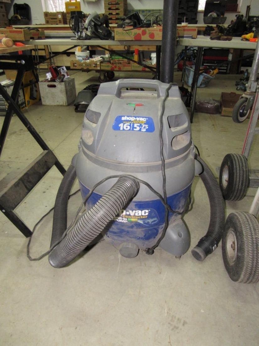 16 Gallon Contractor Shop Vac