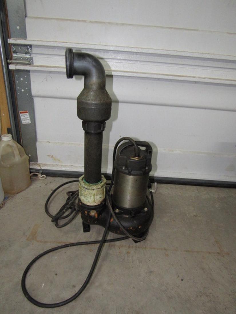 Vancs Submersible Pump Model 12-PN