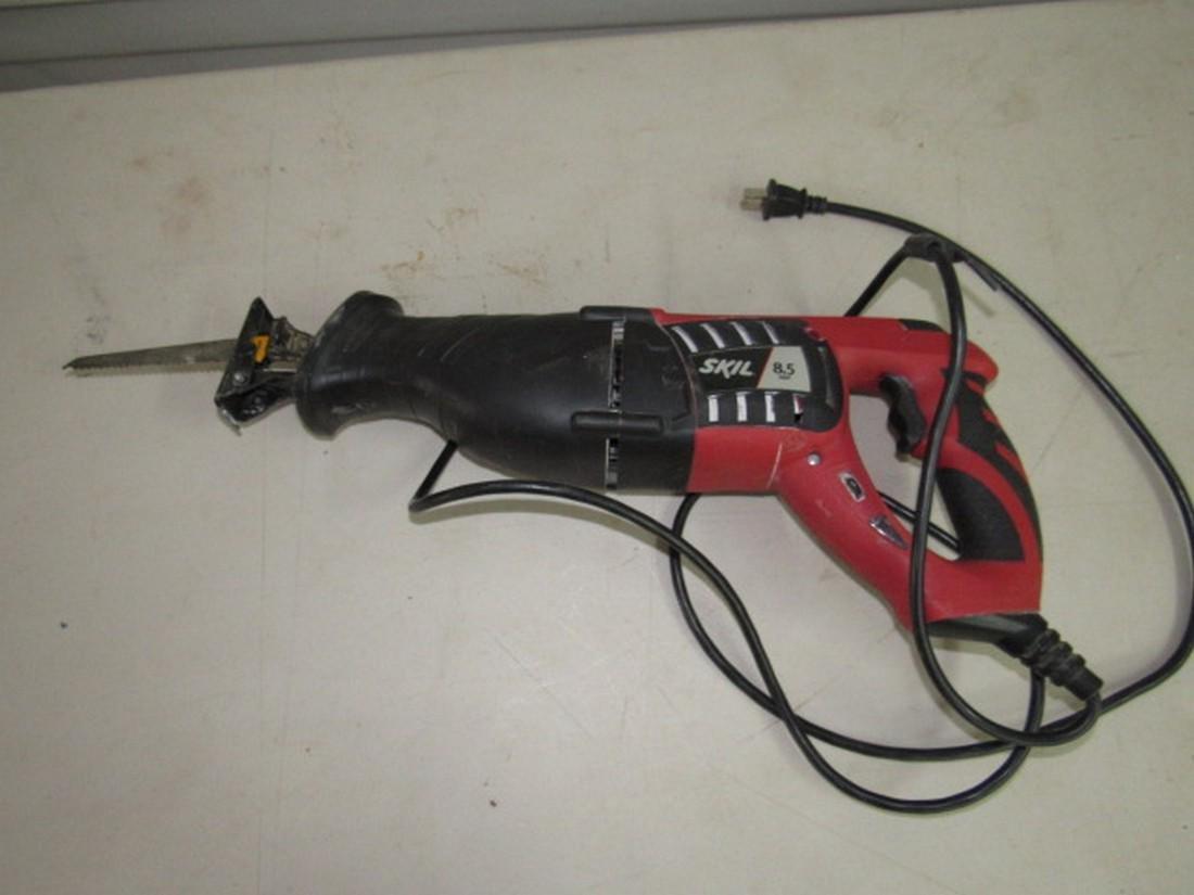 Skil 8.5 Amp Saw Reciprocating Saw
