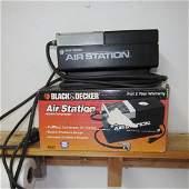 Black  Decker Air Station Compressor