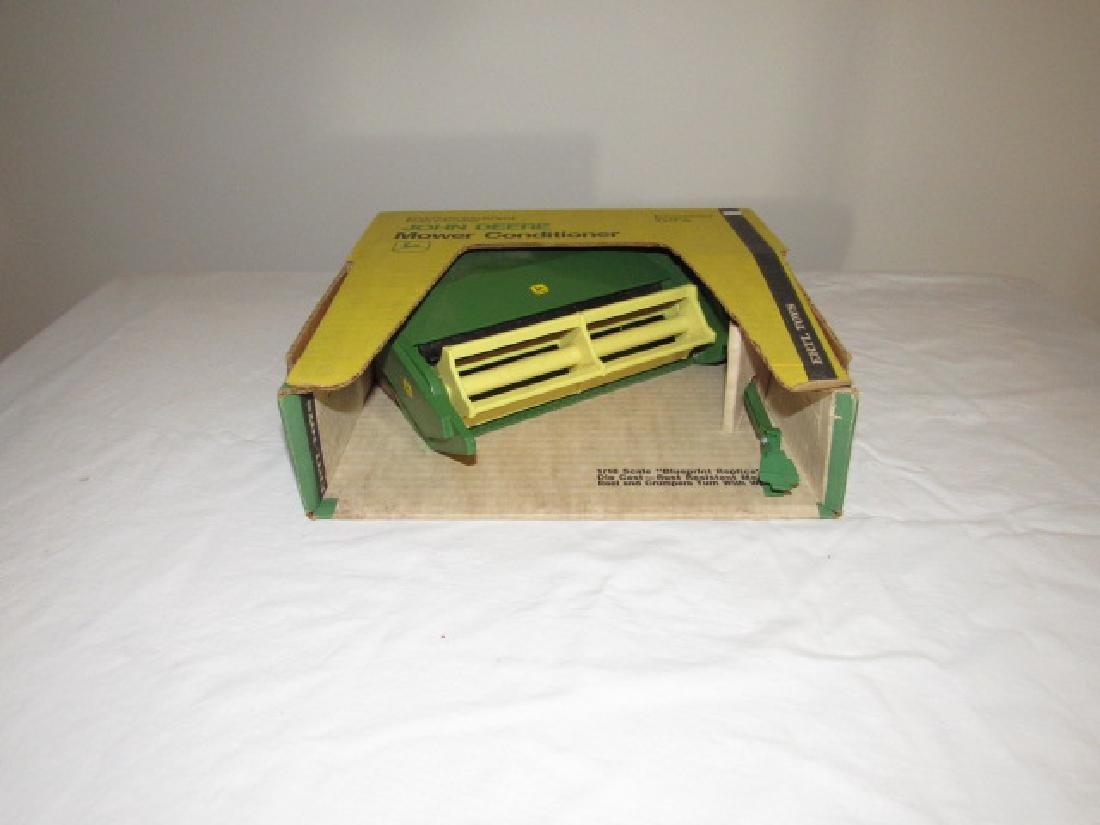 John Deere Ertl Mower Conditioner Toy w/ Box