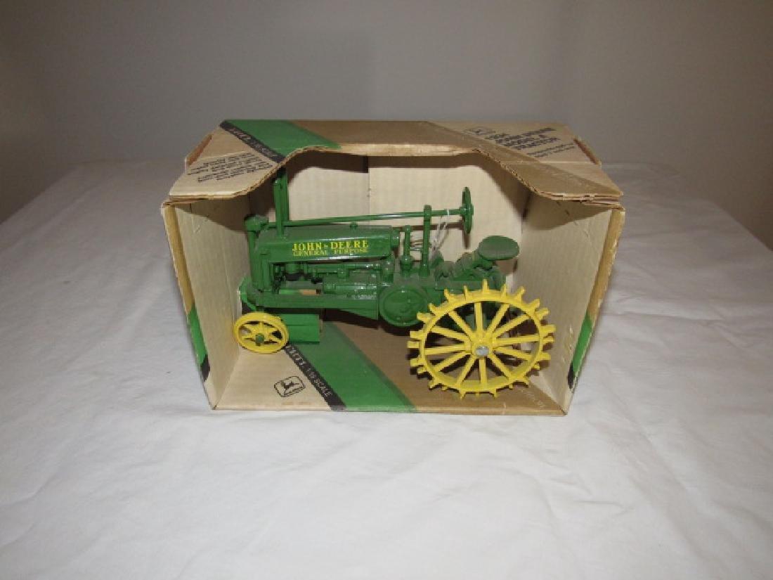 1934 Ertl John Deere Model A Tractor Toy
