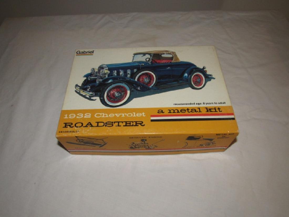 1932 Gabriel 1932 Chevrolet Roadster Toy Kit