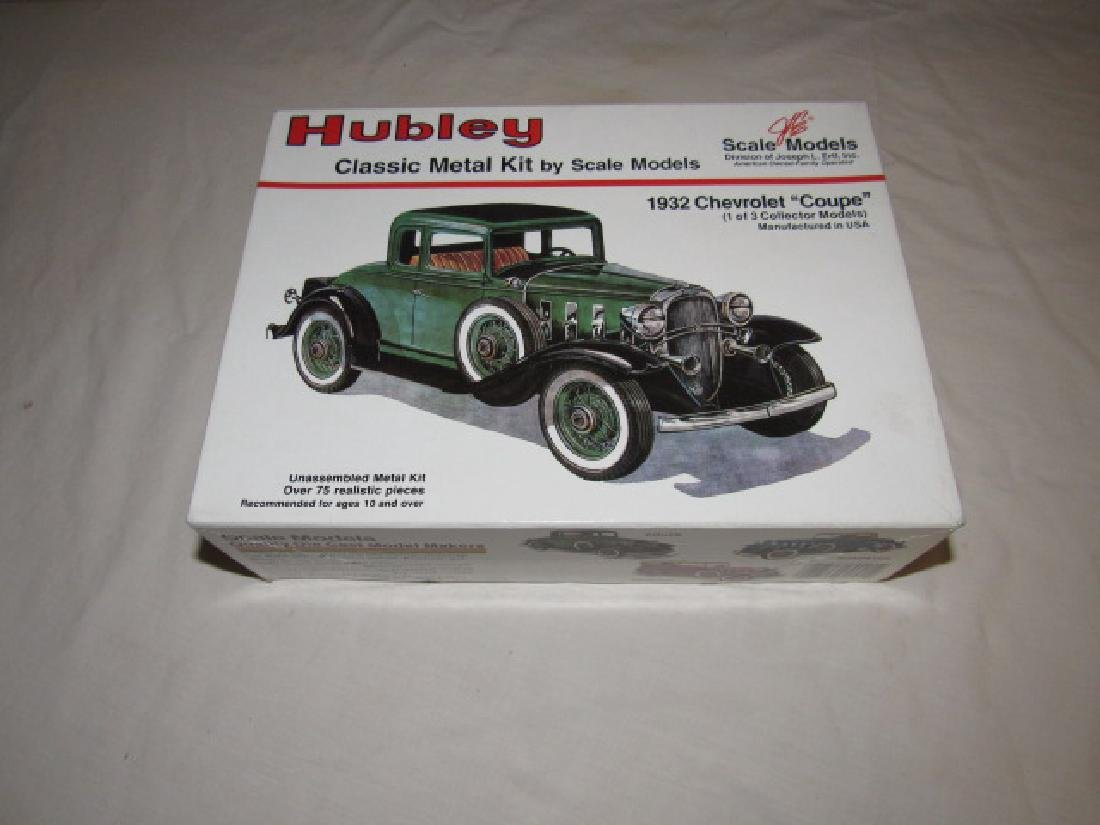 Ertl Hubley 1932 Chevy Coupe Toy Model Kit