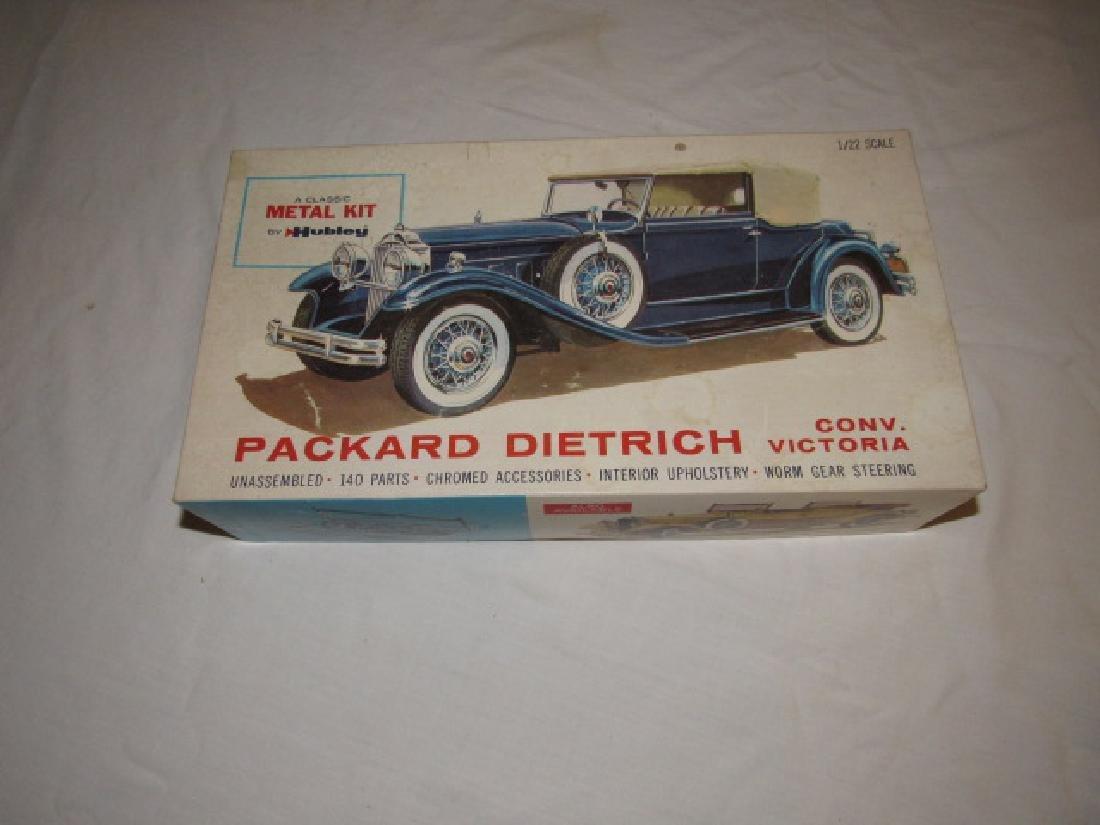 Hubley Packard Dietrich Conv. Victoria Toy Kit