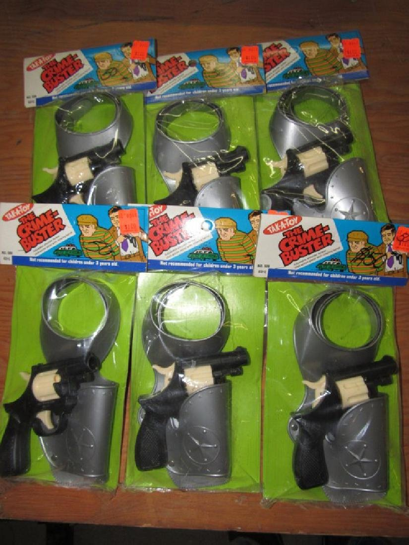 Tak A Toy No. 599 Toy Guns New Old Stock