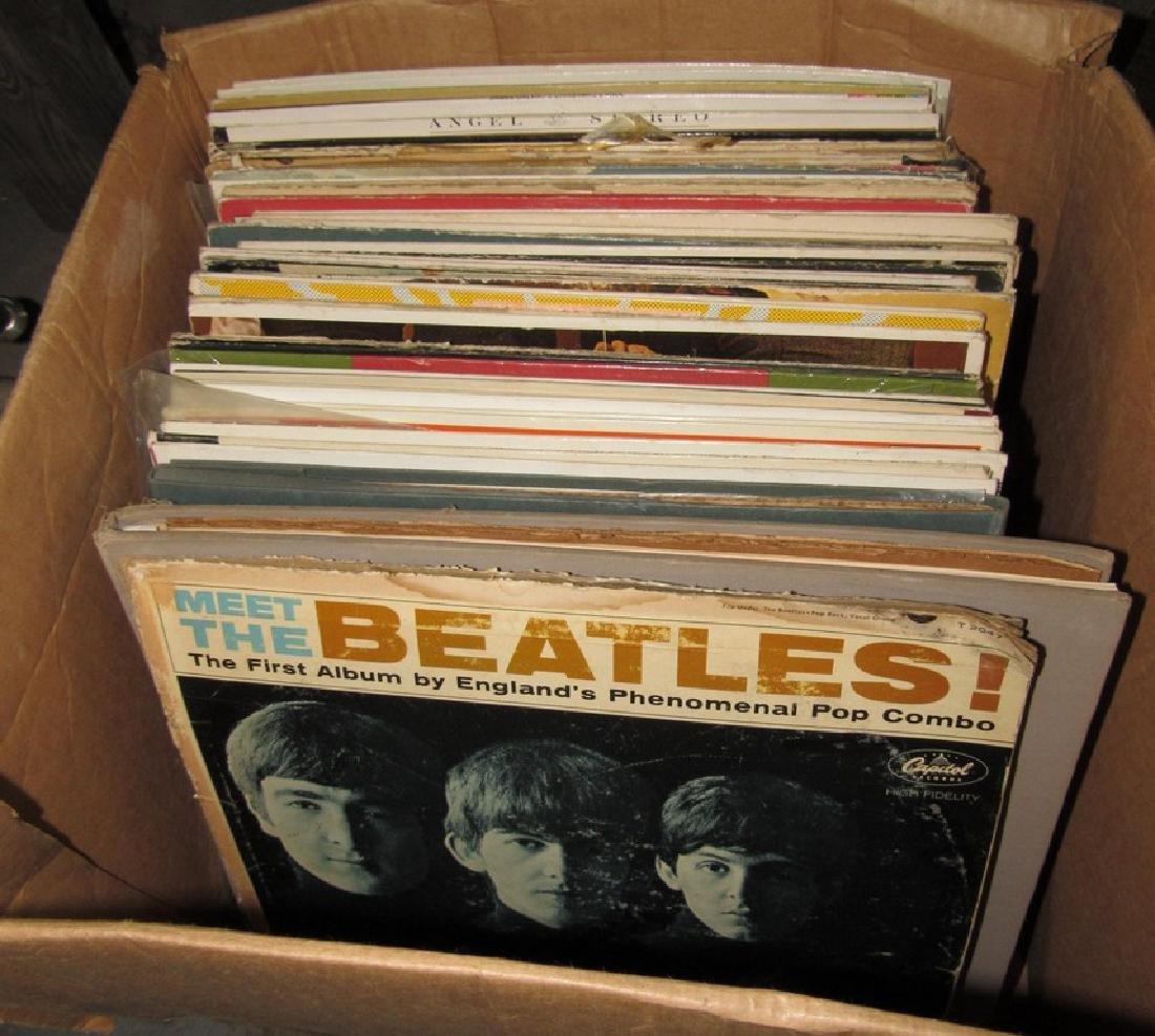 Beatles 78  Record Lot