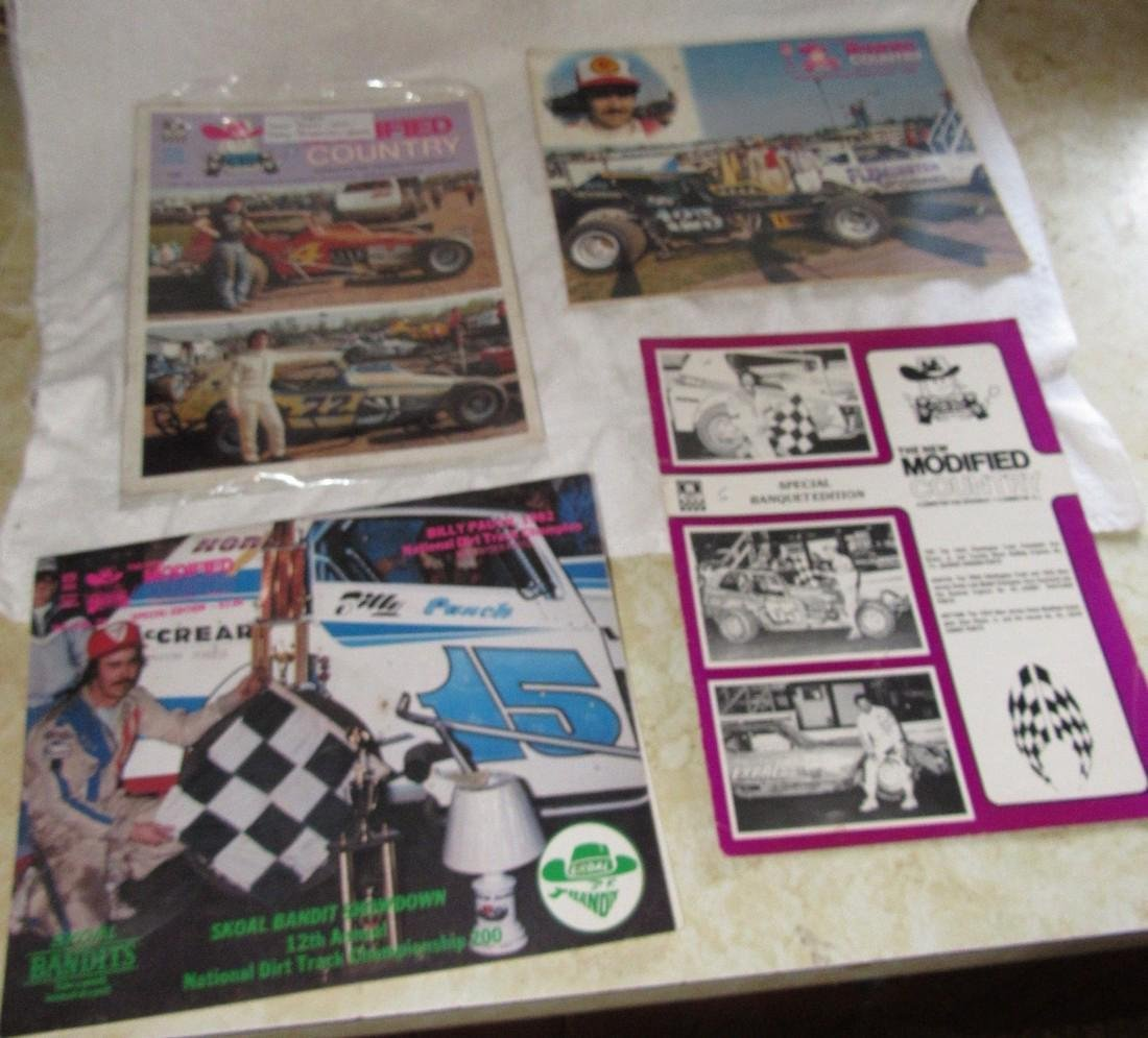 Flemington Speedway Dirt Track Programs