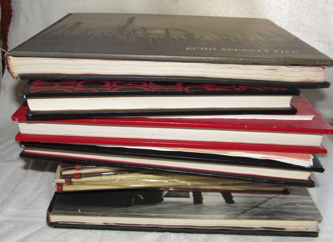 1940's -90's Flemington NJ High School Yearbooks