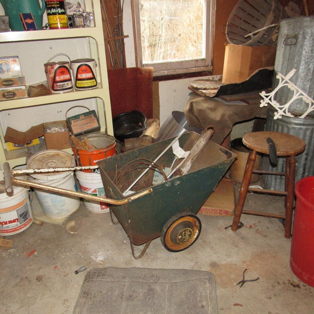 Partial Garage Contents - 2