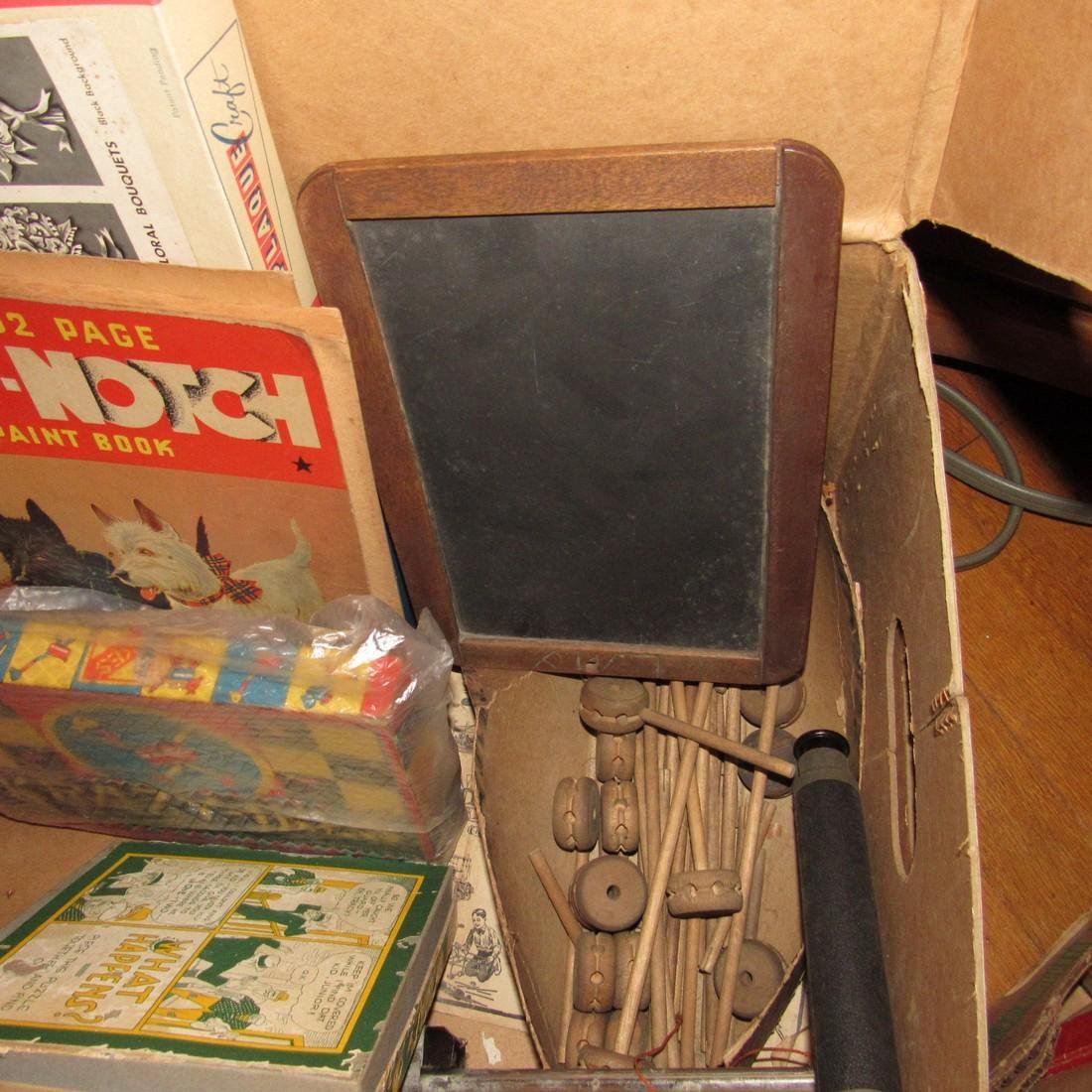Lot of Vintage Toys Games - 5