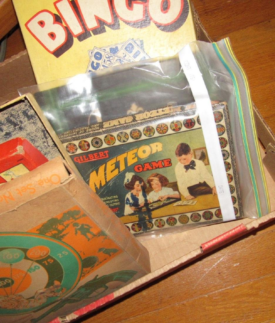 Lot of Vintage Toys Games - 9