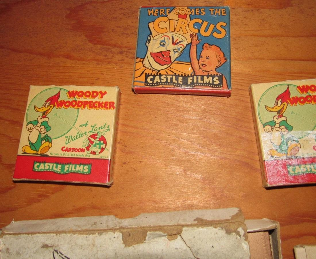 Woody Wood Pecker Circus Movies - 3