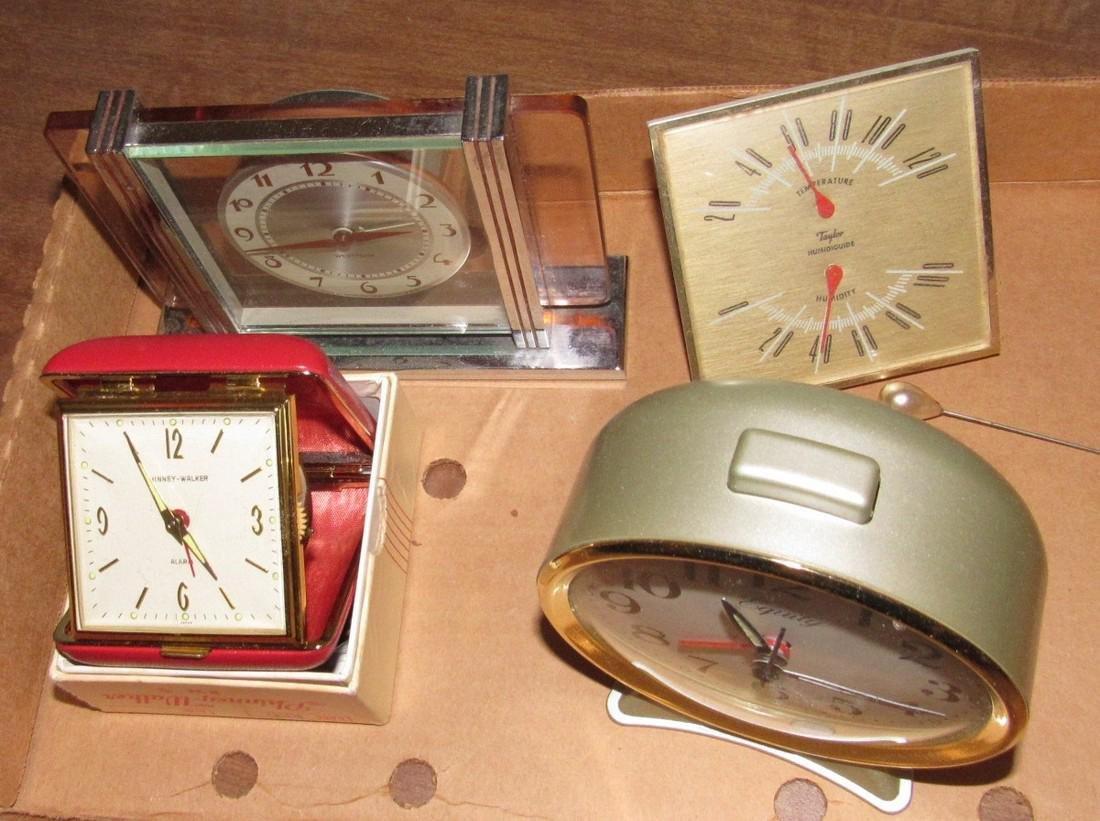 Vintage Alarm Clocks Equity Phinney Walker - 2