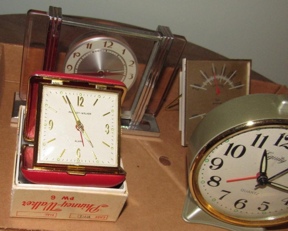 Vintage Alarm Clocks Equity Phinney Walker - 3