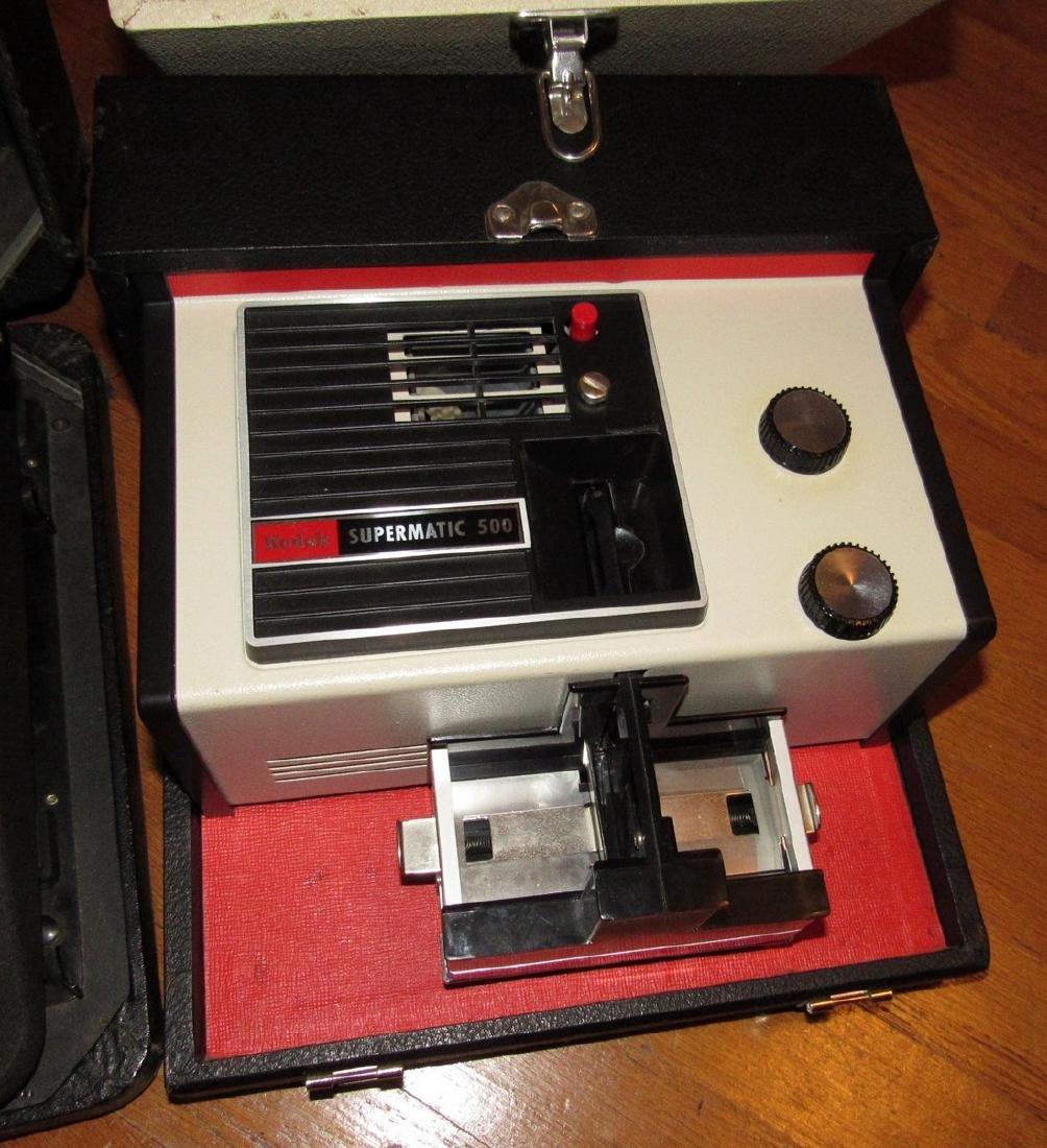 Royal Typewriter & Kodak Projector - 3