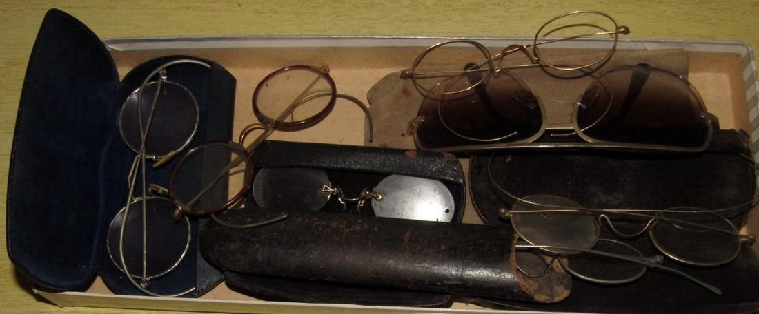 Antique Eyeglasses Lot - 2