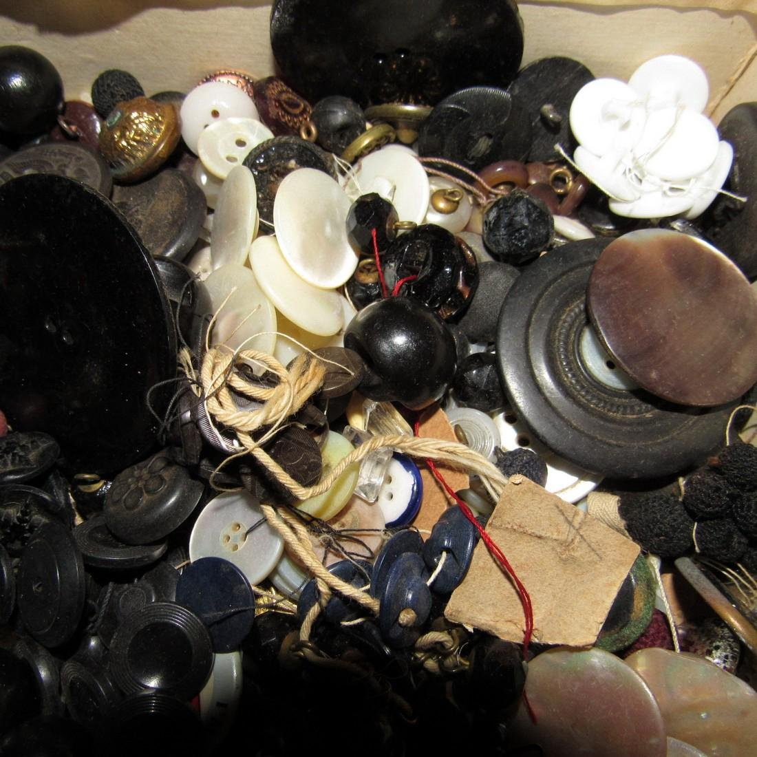Large Lot of Buttons - 6