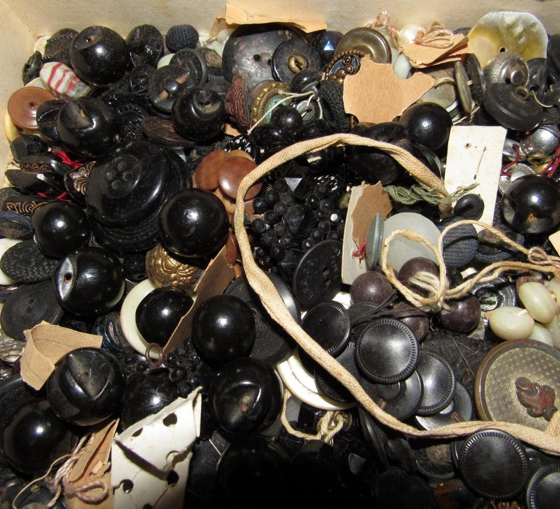 Large Lot of Buttons - 7