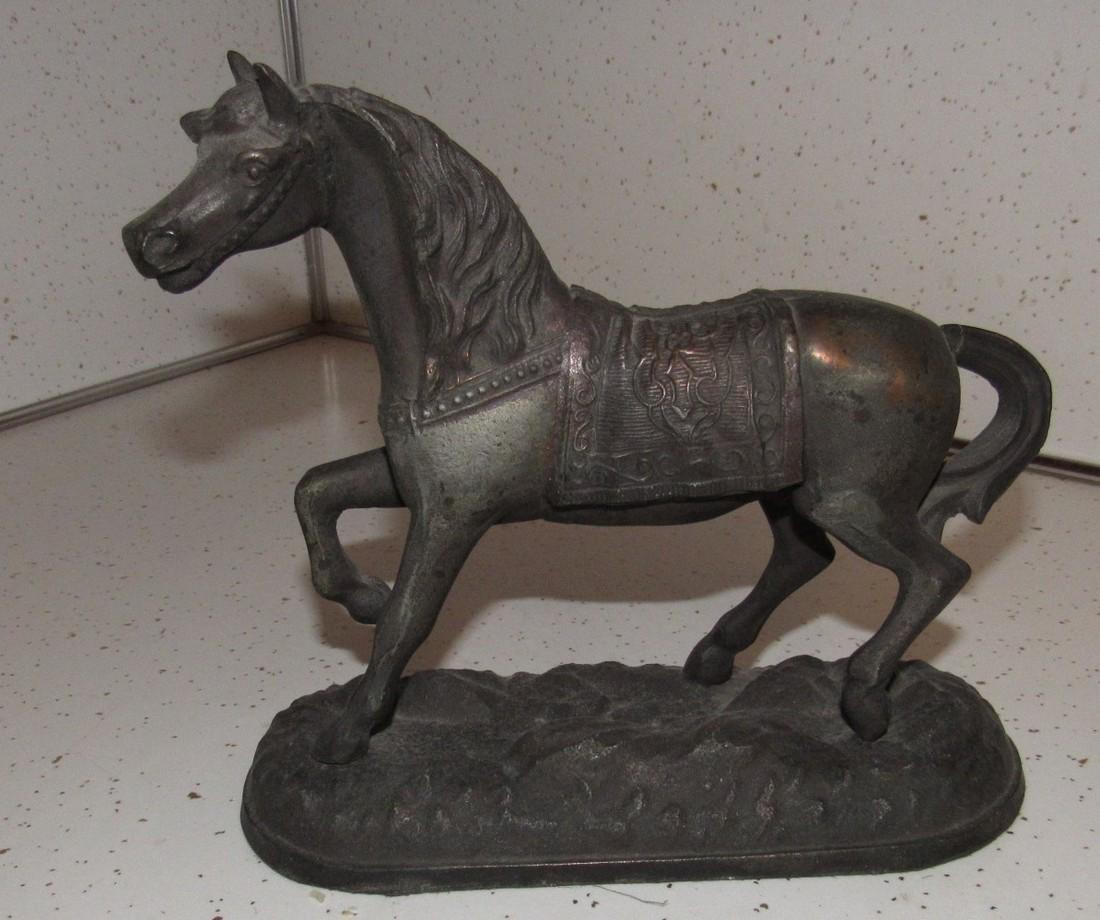 Cast Horse Statue