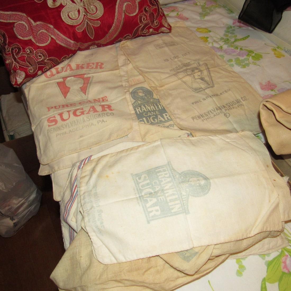 Bedspreads Pillows Blankets Doilies Hangers - 6