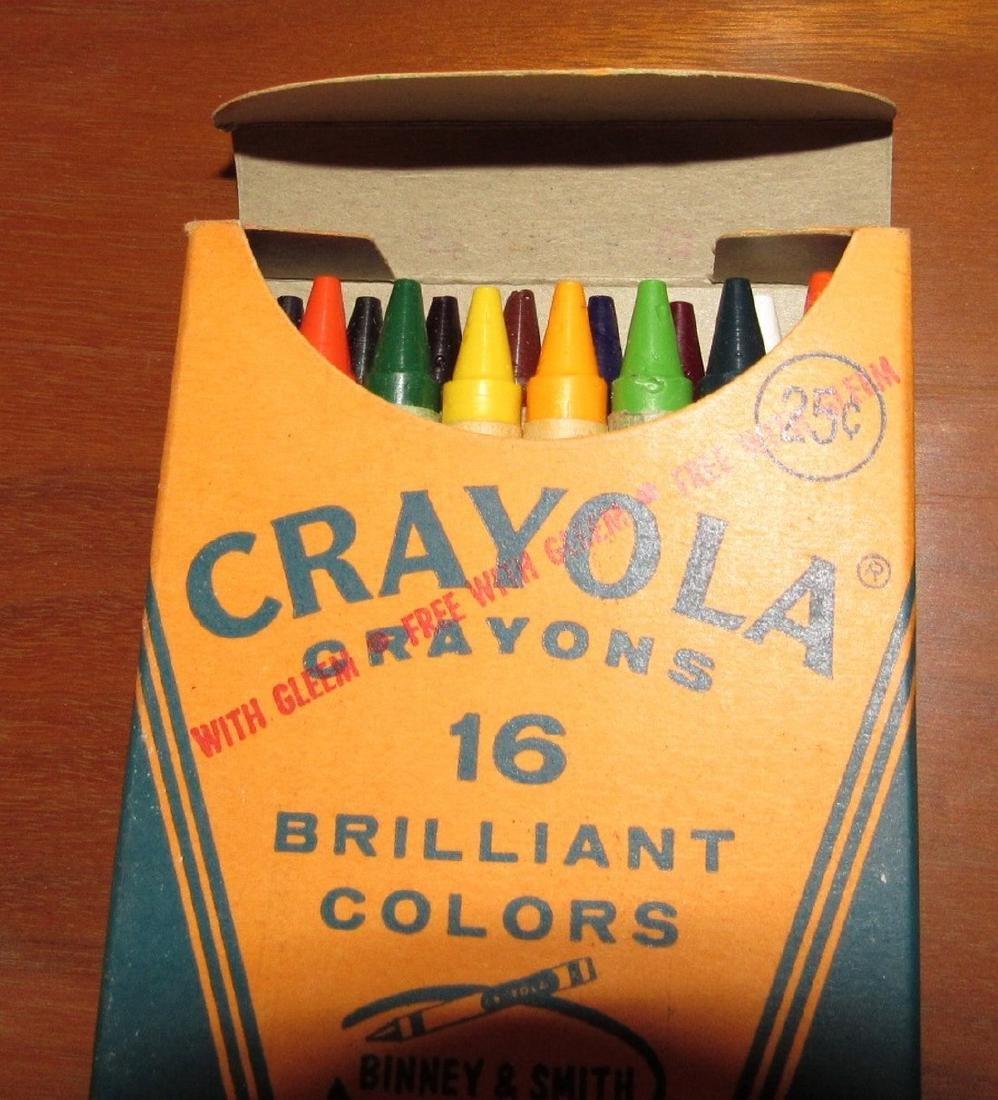 Crayola No. 16 Crayons Binney & Smith - 2