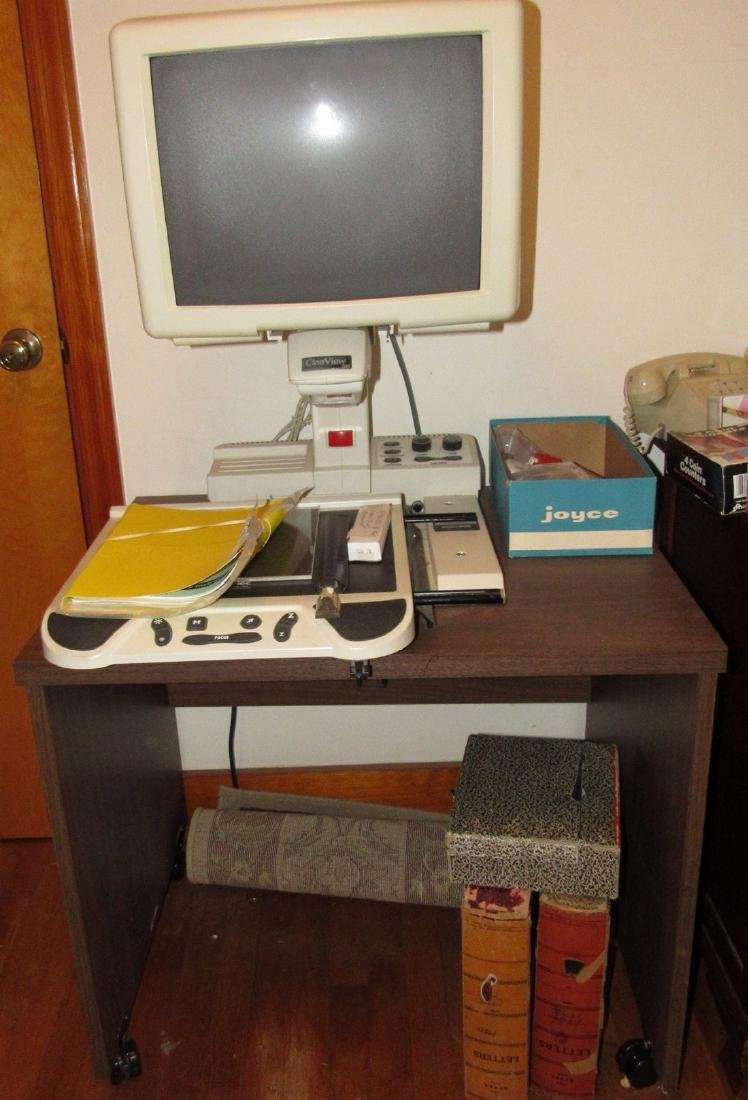 Optelec Clear View 500 Enlarger