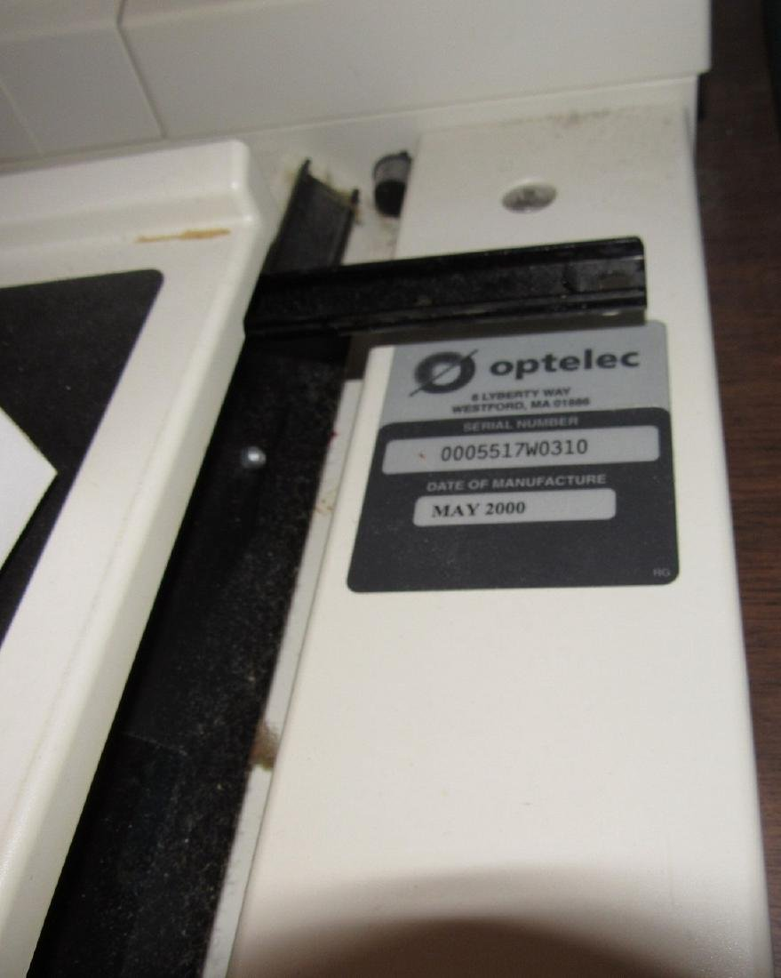 Optelec Clear View 500 Enlarger - 4