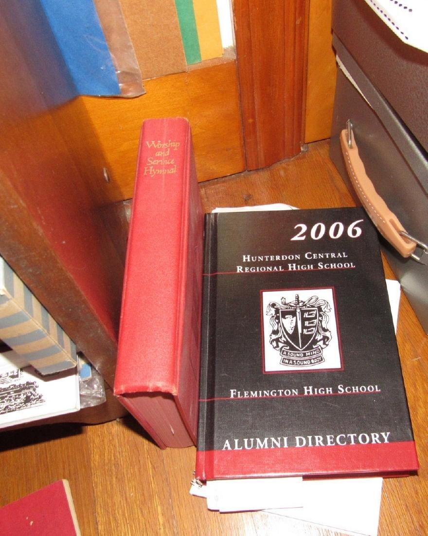 Book Shelf w/ Books - 5