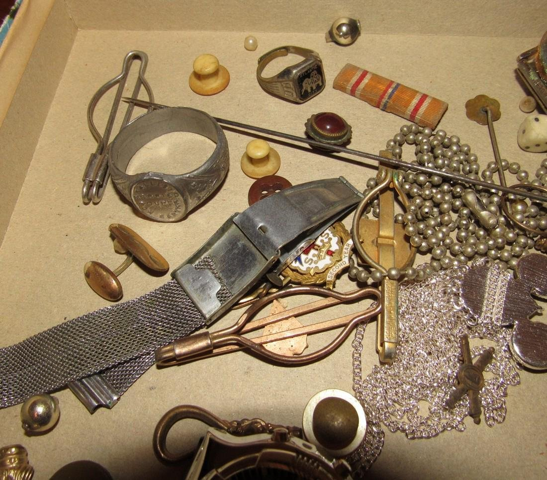 Jewelry Watches Rings Lot - 2