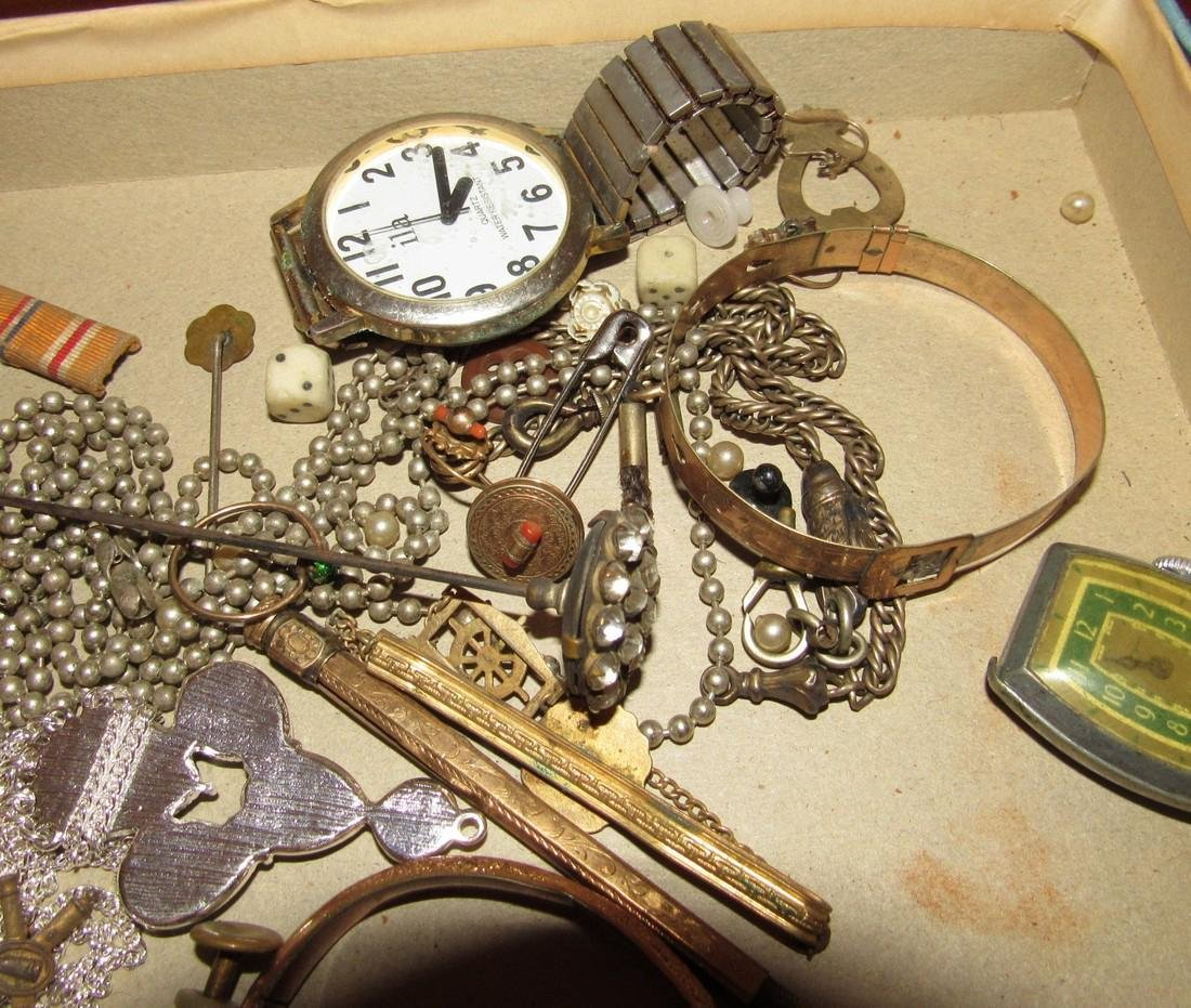 Jewelry Watches Rings Lot - 3