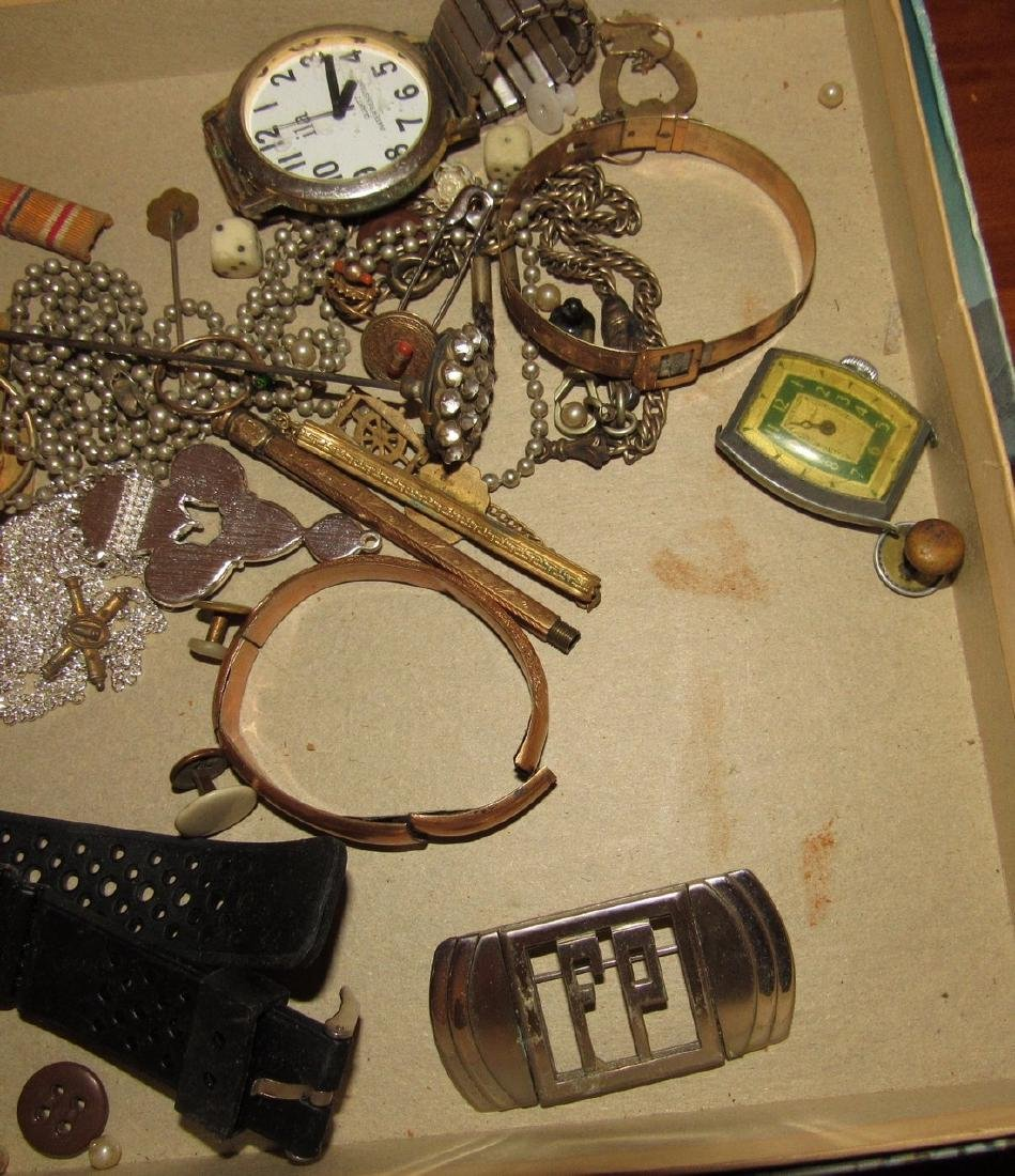 Jewelry Watches Rings Lot - 4
