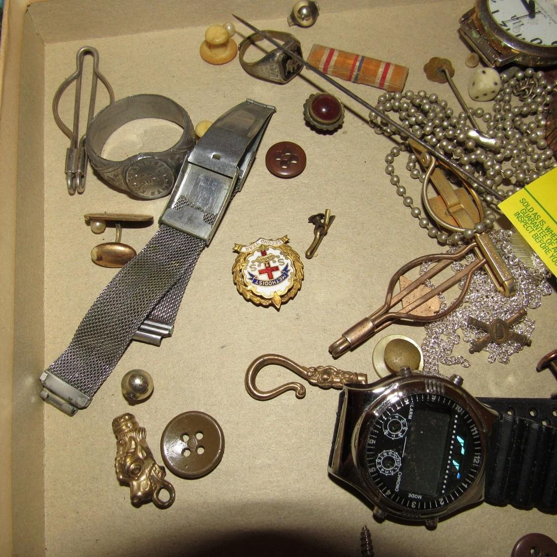 Jewelry Watches Rings Lot - 6