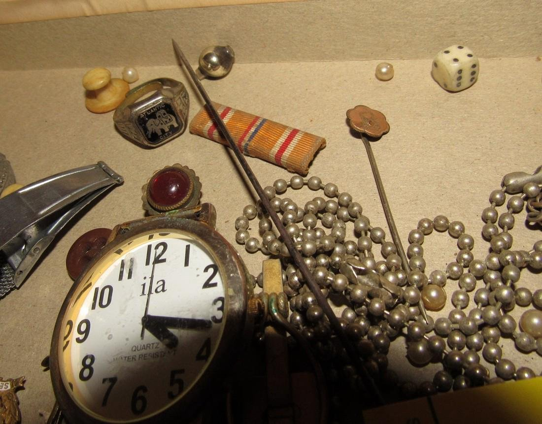 Jewelry Watches Rings Lot - 8