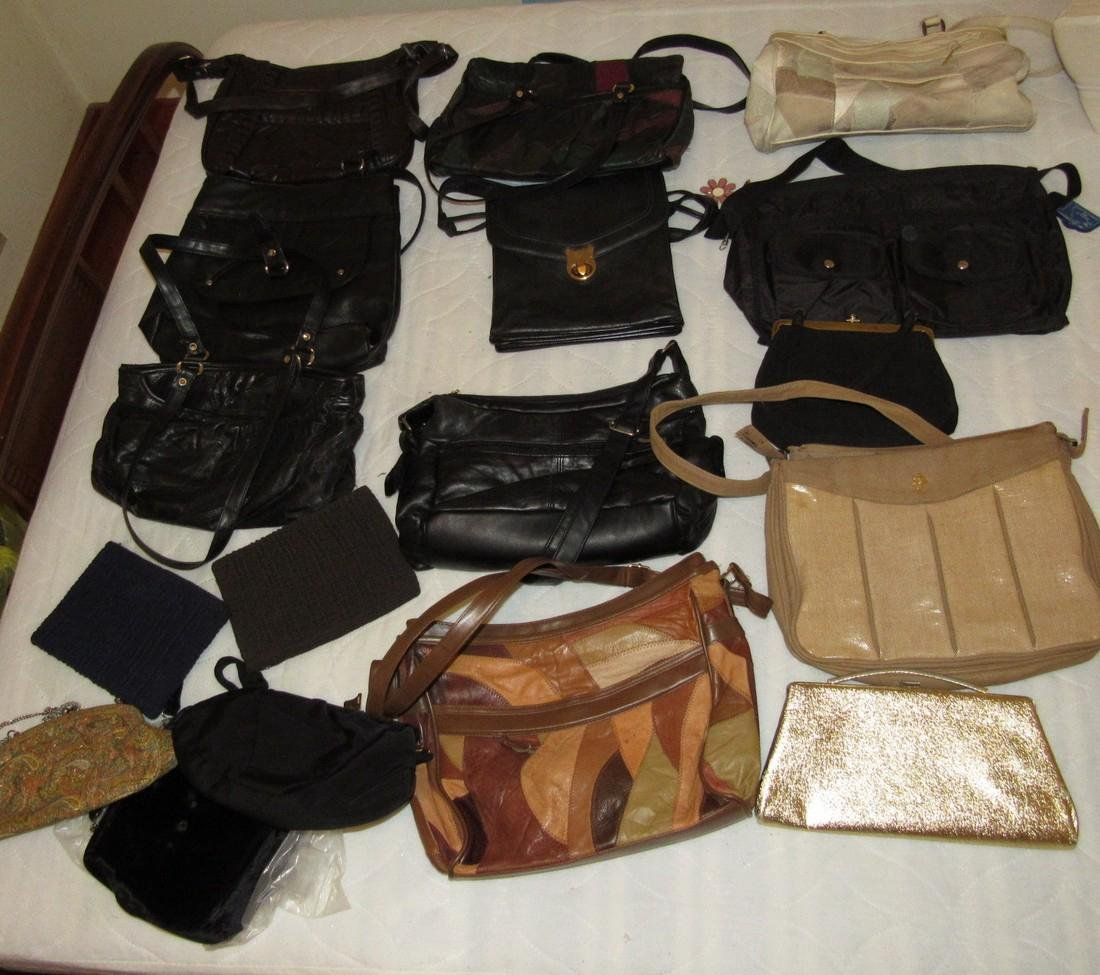 Vintage Purses and Handbags Lot