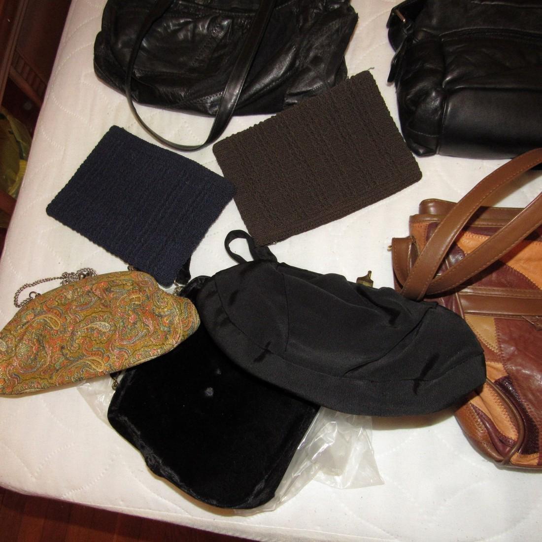 Vintage Purses and Handbags Lot - 5