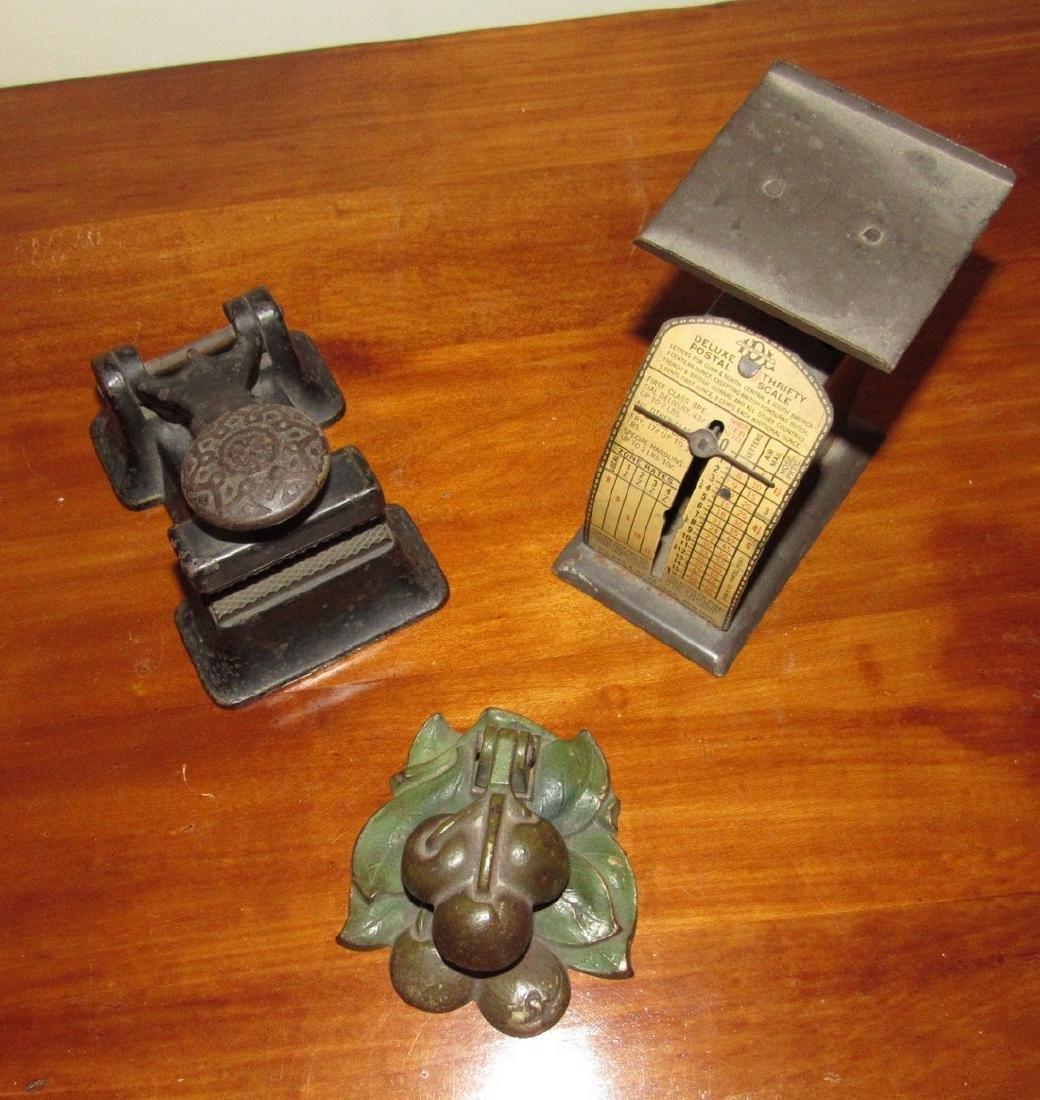 Seal Stamp Scale & Door Knocker - 2